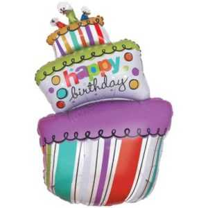 Торт С Днем Рождения, 107см