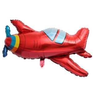 Самолет, Красный 97 см